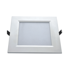 LED Backlit Panel 6W Square
