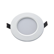 LED Backlit Panel 12W Round