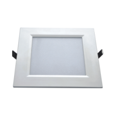 LED Backlit Panel 12W Square