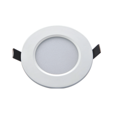 LED Backlit Panel 3W Round