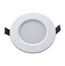 LED Backlit Panel 6W Round