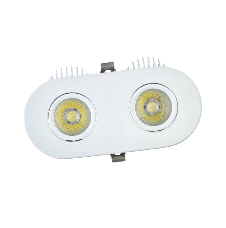 LED Zoom Downlighter 25/50/75W